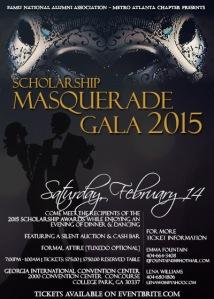 FAMU Masquerade 2015